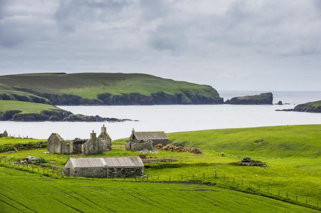 The LibDems' majority in the Westminster seat of Orkney and Shetland  was slashed last December