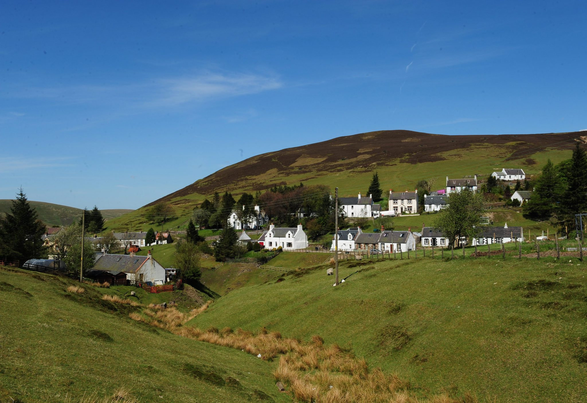 Confidence as Buccleuch community buyout vote takes place