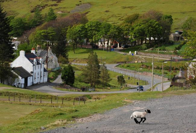 Residents of Wanlockhead have just voted in favour of a community buy-out of 4000 acres of land