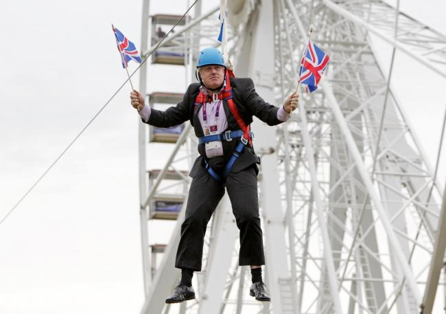 Boris Johnson is planning to plaster Union flags on infrastructure projects in Scotland