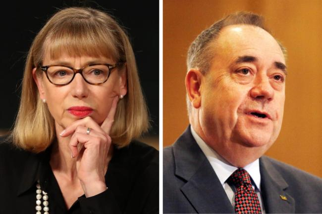 Leslie Evans denies harassment policy was designed to target Alex Salmond | The National