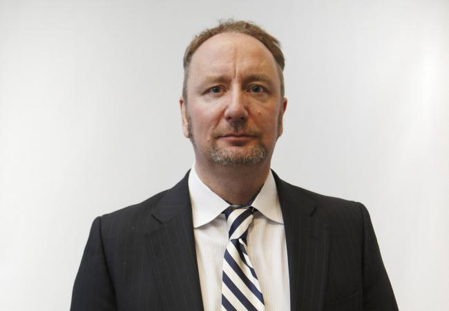 Mark Blyth said he had previously been in two minds about Scotland breaking ties with the rest of the UK