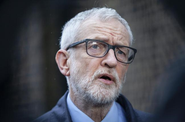 The internal investigation was carried out in the final months of Jeremy Corbyn's leadership