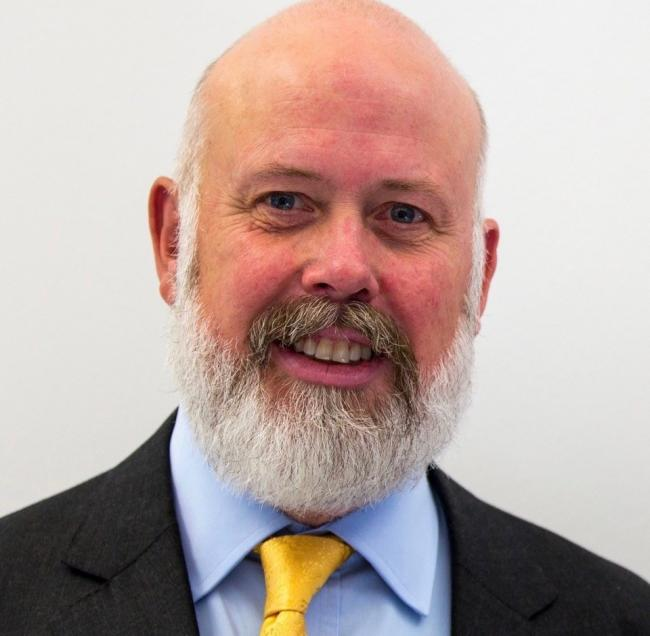Tomkins steps down as chair of Scottish Business Resilience Centre