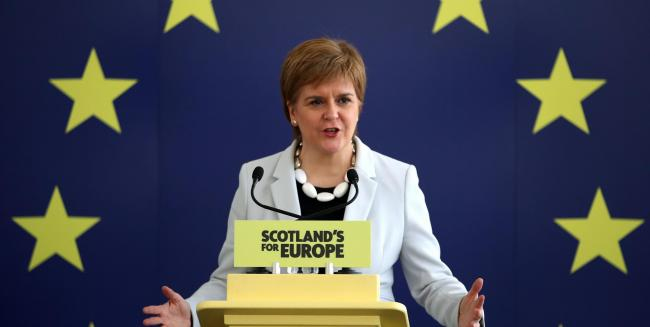 Nicola Sturgeon has correctly stuck with the SNP's 'Independence in Europe' policy through Brexit, but it is time for a refresh