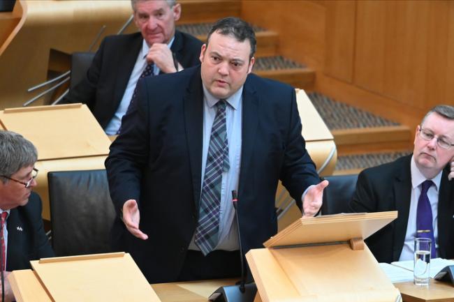 Astounding': MSP backs Shetland autonomy while defending Tory power grab |  The National