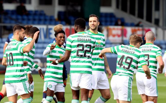 Odsonne Edouard's desire to stay at Celtic questioned - due to his body language and work rate in Ross County rout