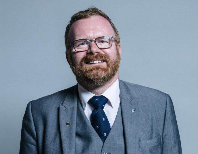 SNP MP Martyn Day brought the plight of the WASPI women to the attention of the House of Commons once again