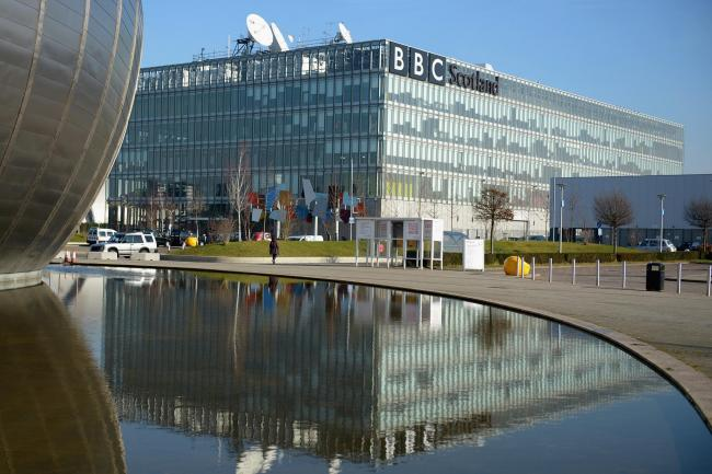 "61% of adults in Scotland think the BBC is ""effective at providing content/services that set a high standard for quality"