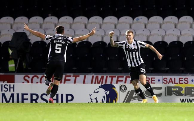 St Mirren scored early against Celtic but ultimately fell to defeat.