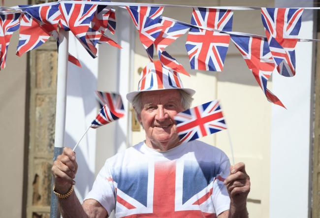 Do Union flags inject a renewed sense of Britishness?