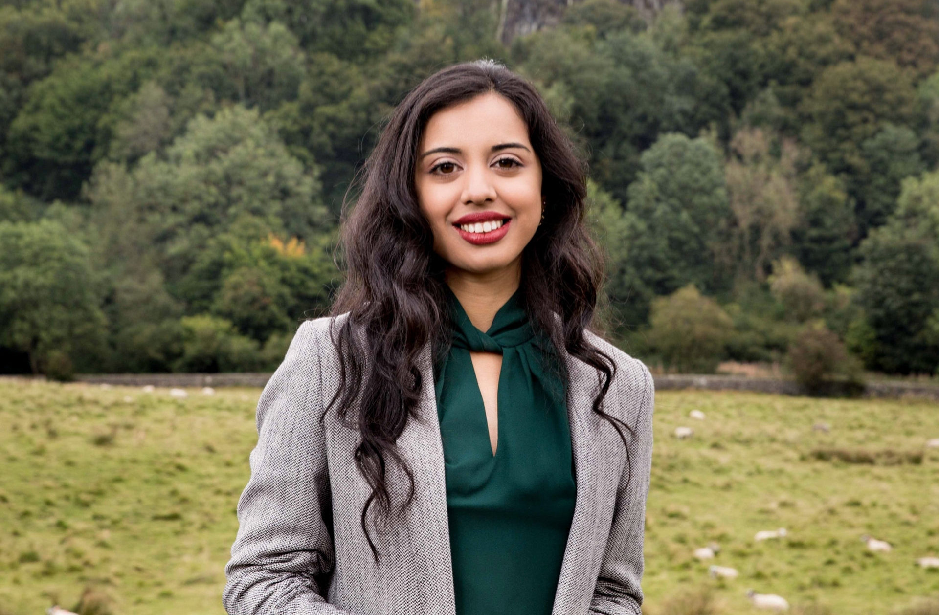 Scottish Kenyan is hoping to become youngest-ever SNP MSP