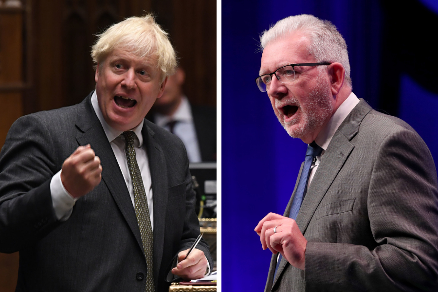 Holyrood and Westminster on collision course as ministers reject Tory Brexit Bill - national scot