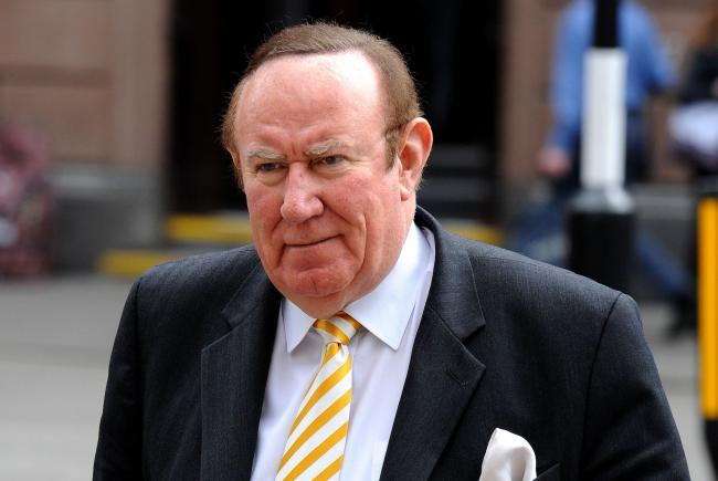 Andrew Neil is quitting the BBC to head up a new TV channel called GB News