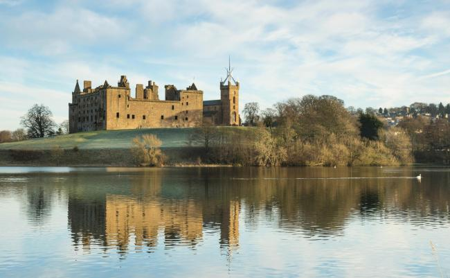It is thought Mary expressed the desire to be buried in France, but could she be laid to rest in the grounds of Linlithgow Palace?