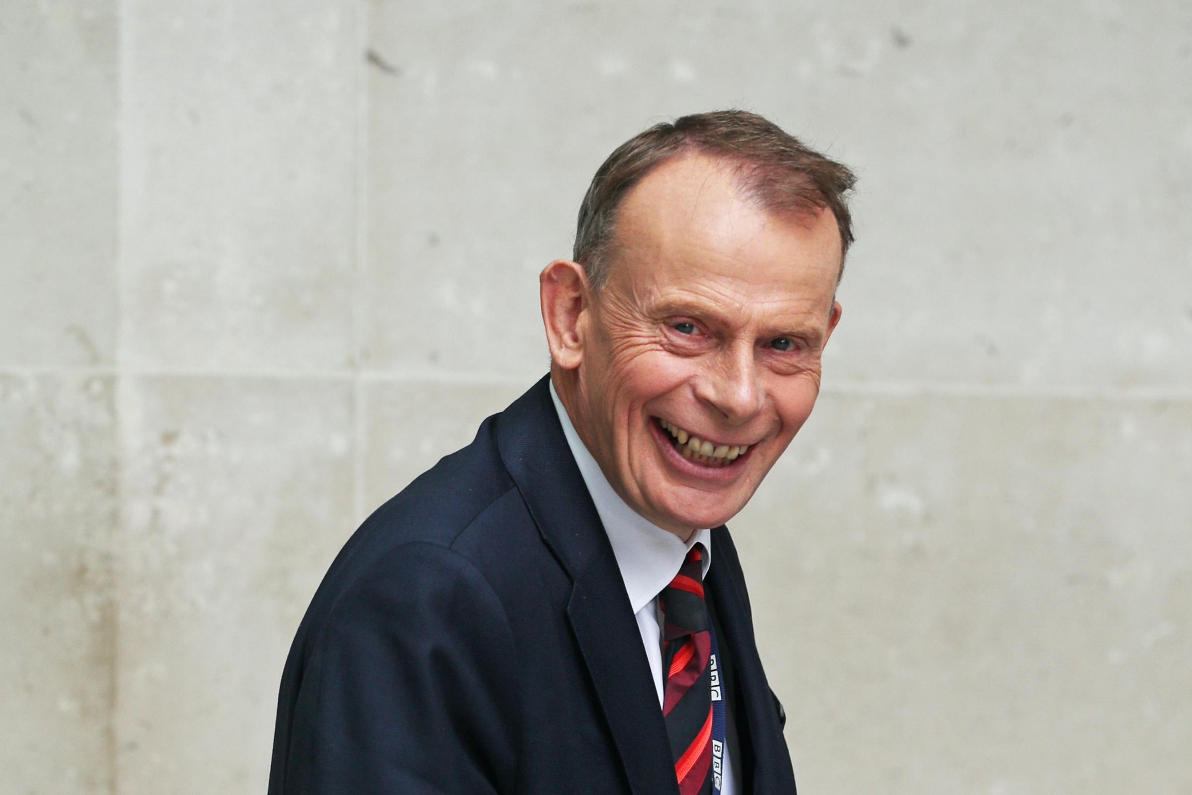 BBC's Andrew Marr Show under fire over all-Unionist line-up before election