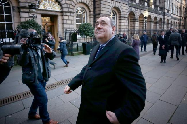 Alex Salmond calls for 'binding assurance' of no prosecution as he declines MSP invite