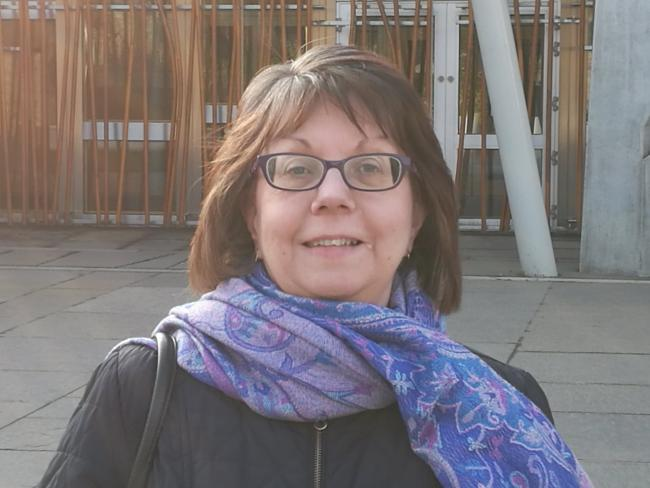 Caroline Bamforth is currently a local councillor in Eastwood and a non-executive director of NHS Greater Glasgow and Clyde