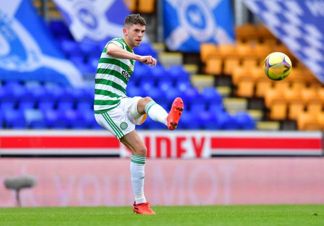Ryan Christie has been self-isolating since coming into contact with Stuart Armstrong while on Scotland duty.