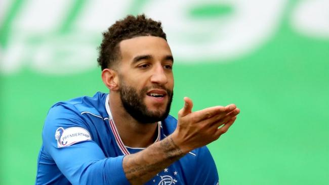 Highlights as Connor Goldson double gives Rangers victory over Celtic