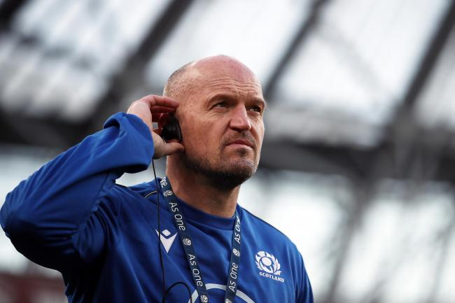 Gregor Townsend is not expected to make wholesale changes to his side
