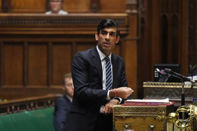 Chancellor Rishi Sunak announced extra help for hospitality, leisure and accommodation businesses forced to operate under England's tier 2 restrictions