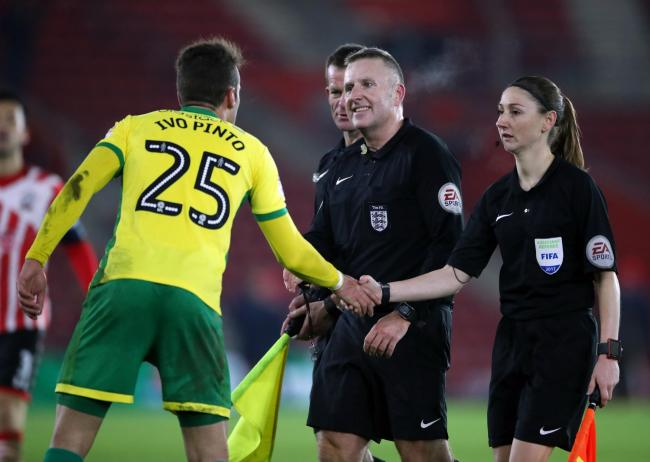 An incident involving assistant referee Sian Massey-Ellis shows how much work still needs to be done