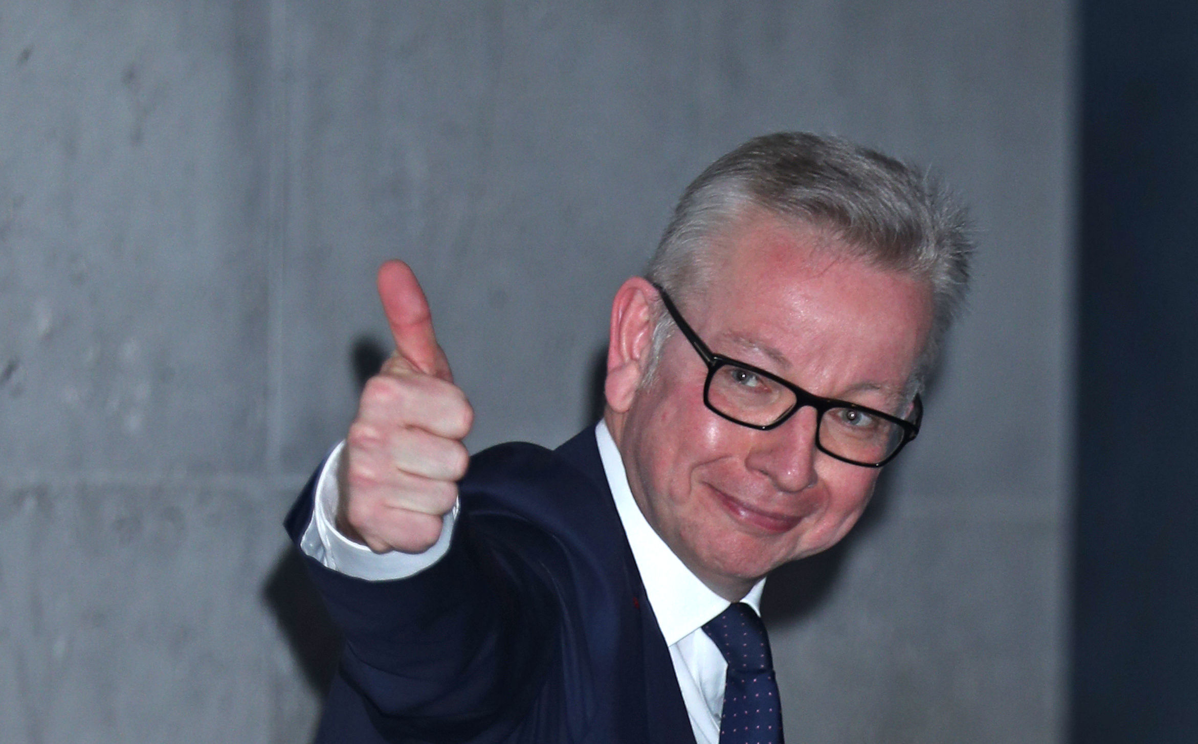 Michael Gove's plan to save Union is a dead leg