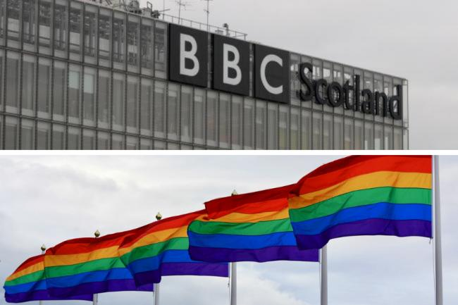 BBC director-general Tim Davie said there is no ban on attending 'Pride parades'