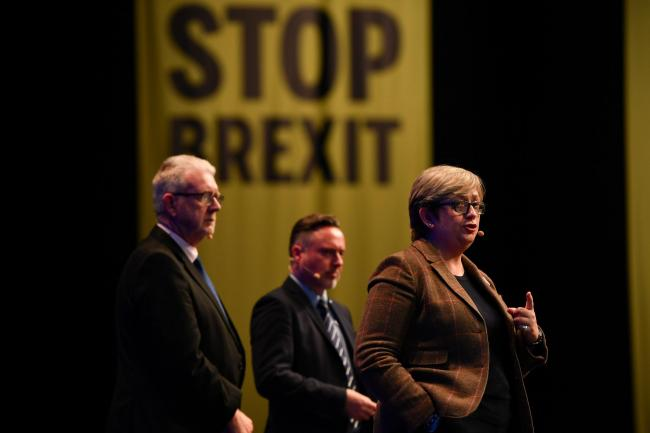 SNP facing internal protest over party conference agenda