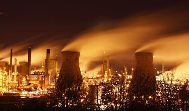 Almost 200 jobs will be cut at Grangemouth refinery