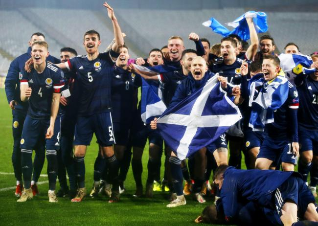 Scotland beat Serbia on penalties to qualify for their first major men's final in 23 years