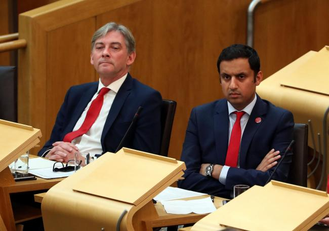 Anas Sarwar back in Scottish Labour frontbench as constitution spokesman | The National