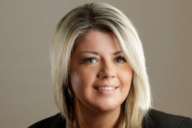 Scottish Businesswoman Laura Taylor has been named as one of LinkedIn's Top Voices for 2020