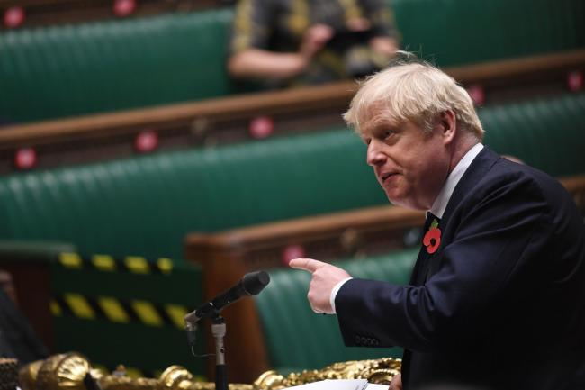 Boris Johnson and his hapless Scottish Tory chums have spent the week digging themselves a hole