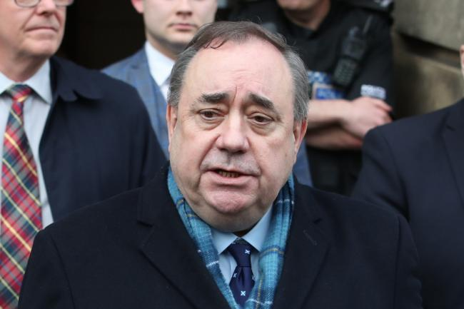 Alex Salmond is 'a private citizen who has already incurred significant personal expense'