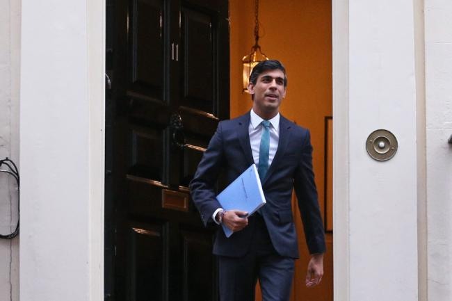 Rishi Sunak is engaging in 'state sanctioned age discrimination'
