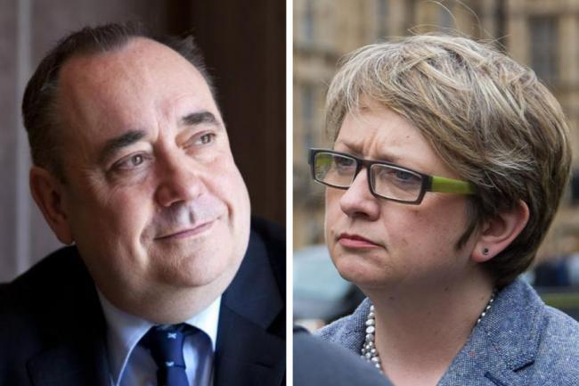 Joanna Cherry has called for Alex Salmond to be welcomed back into the SNP