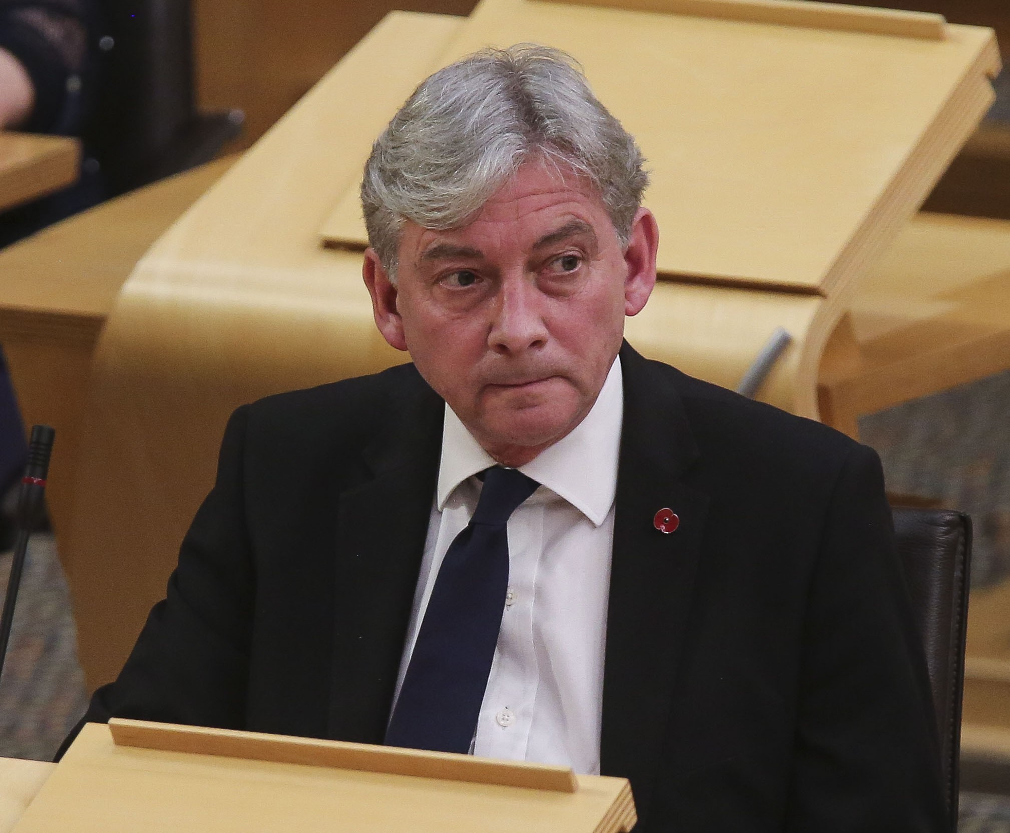 Labour try to oust Richard Leonard again, fearing election