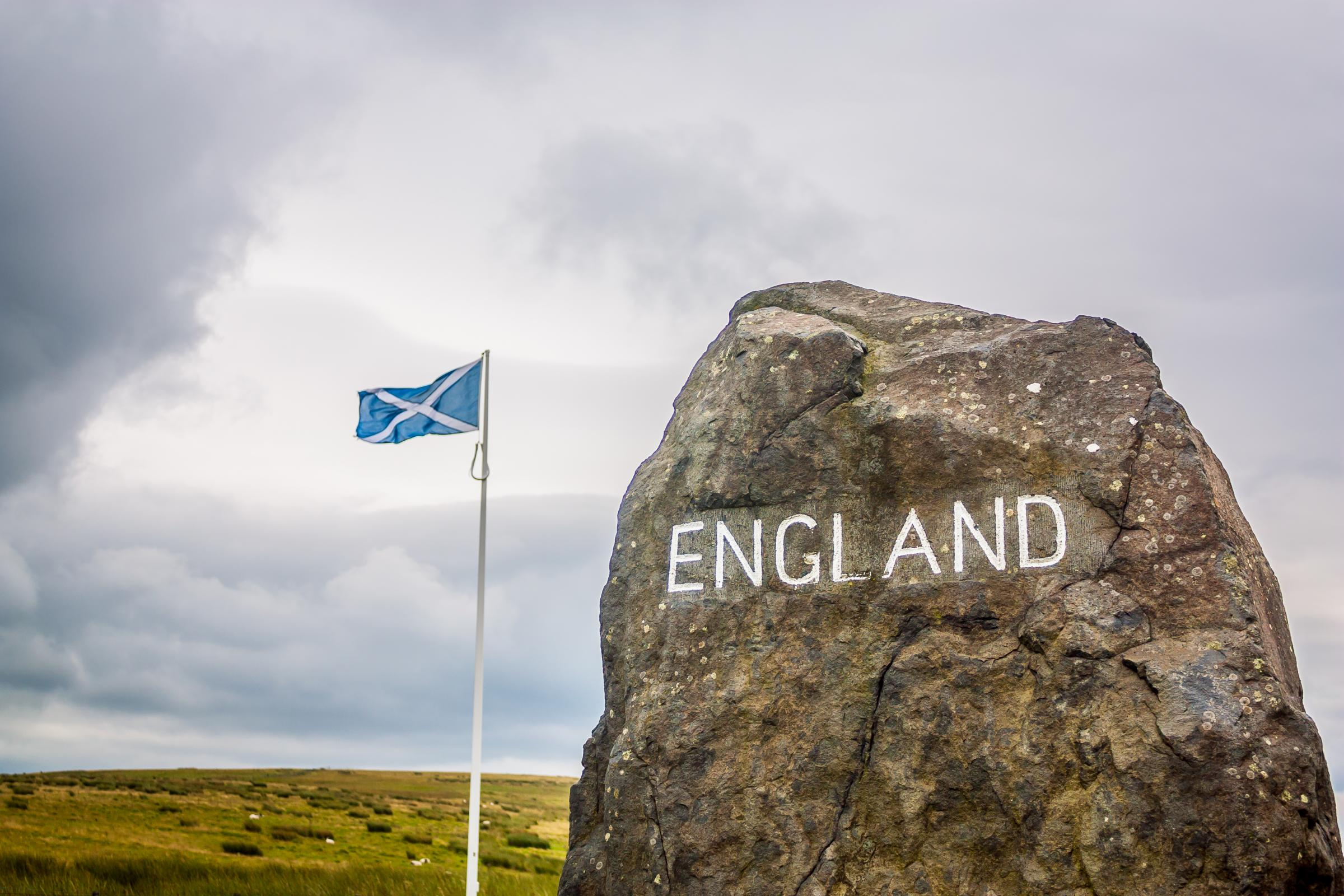 Idea of 'frictionless' border between indy Scotland and England dismissed by expert