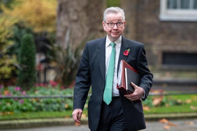 Michael Gove had been expected to publish the Dunlop Review last year