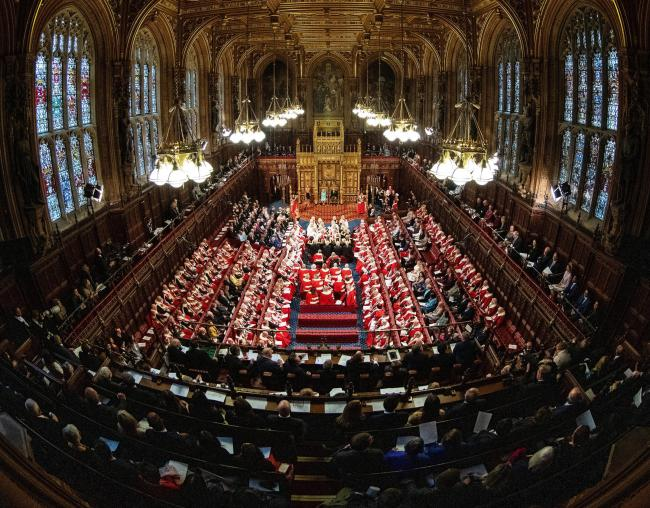 We now have more than 830 unelected lawmakers in the House of Lords