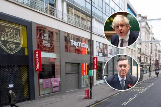 Retail workers will likely be among the hardest hit by the changes to workers' rights Tories such as Boris Johnson and Jacob Rees-Mogg reportedly want to make