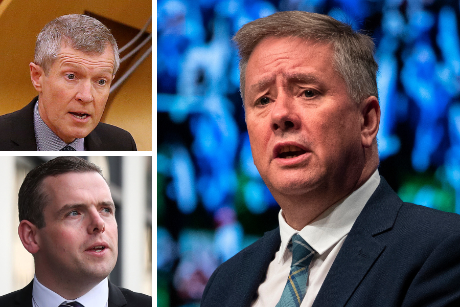 Unionists fume at SNP for setting up new independence taskforce