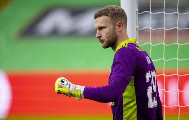 Scott Bain: Fan banners and furious negativity has made it tough for Celtic's stars this season