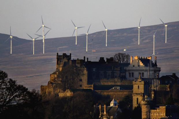 Scotland's renewable energy potential is claimed to be several times greater than its total domestic needs for not just electricity, but heat, transport and everything else