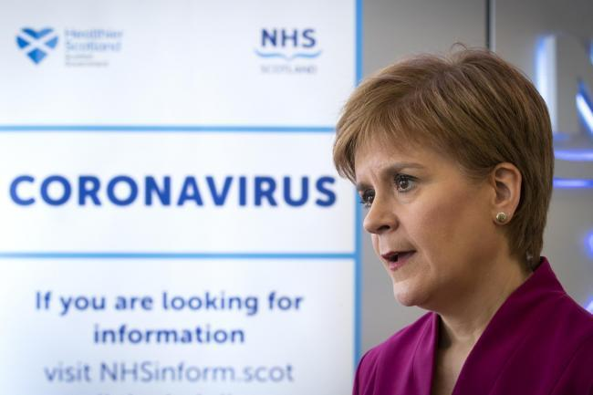 Nicola Sturgeon update: Lockdown restrictions lifted for most of Scotland