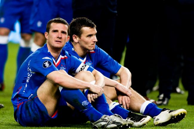 Barry Ferguson won a number of titles during his two stints at Ibrox