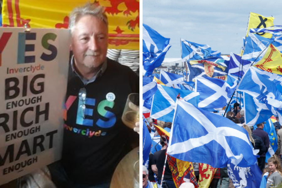 Scottish independence is how we can begin to repair shocking North/South divide