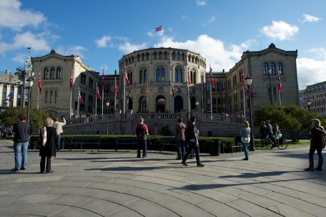 Norway guards her sovereignty very jealously, having regained her independence from Sweden in 1905